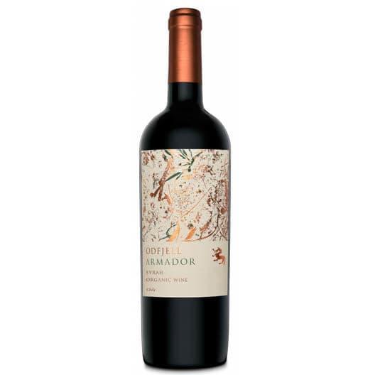 Вино Armador Syrah