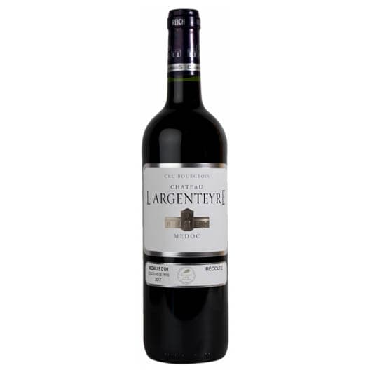 Вино Chateau L'Argenteyre Cru Bourgeois, Medoc AOC