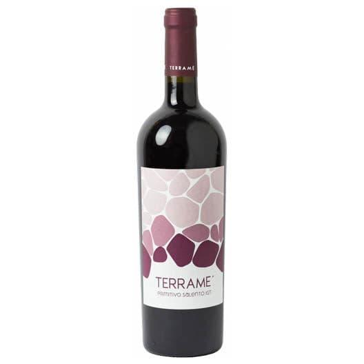Вино Terrame Primitivo Tenuta Giustini Salento IGT