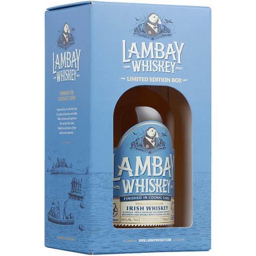 Виски Lambay Blended Irish Whiskey