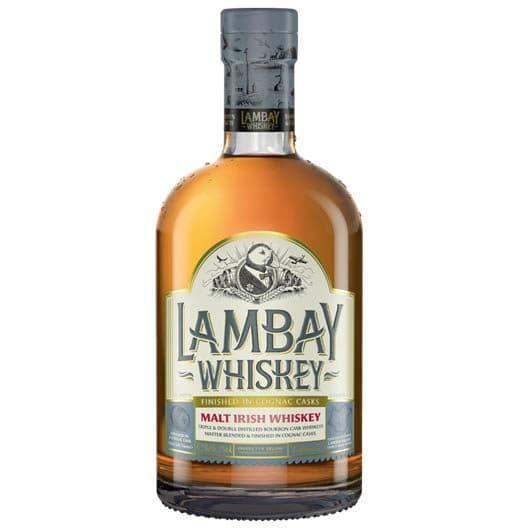 Виски Lambay Malt Irish Whiskey