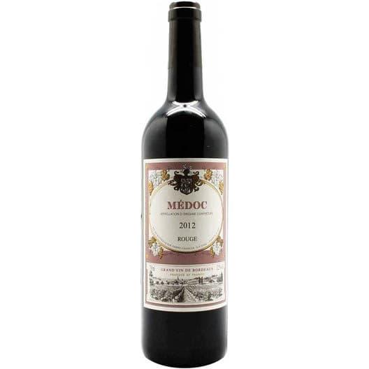 Вино Pierre Chanove Medoc AOC 2012