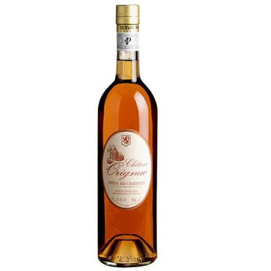 Вино Chateau d'Orignac Pineau des Charentes AOC Blanc