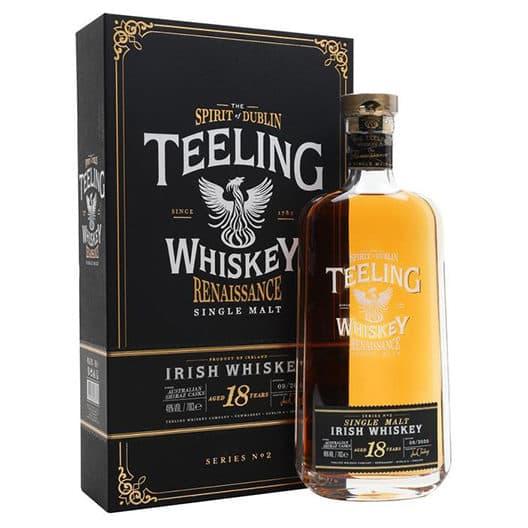 Виски Teeling Renaissance Series 18 y.o. (Muscat Casks)