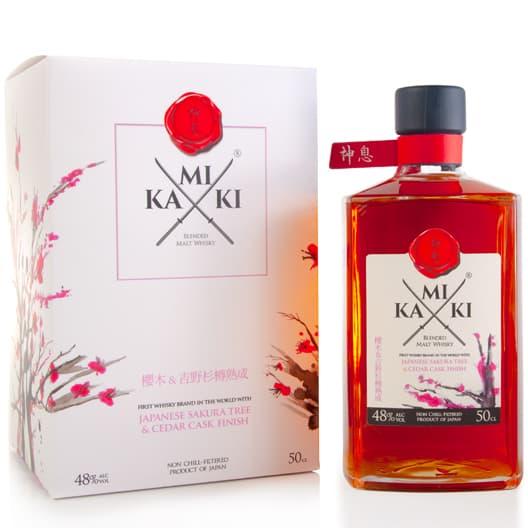 Виски Kamiki Sakura Wood