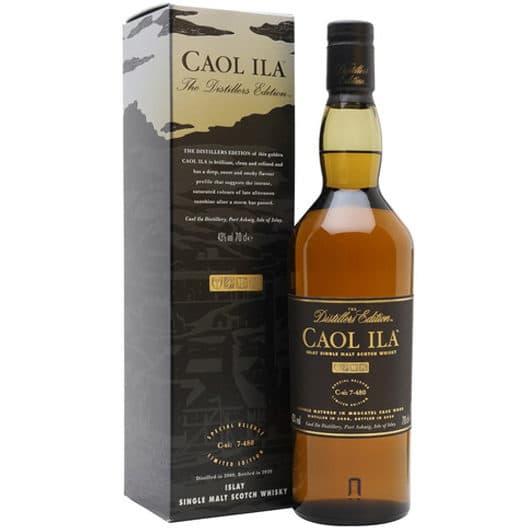 Виски Caol Ila Distillers Edition 2008-2020 Double Matured