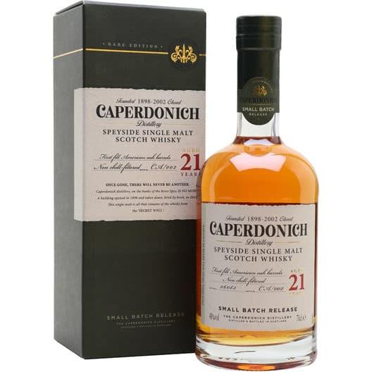 Виски Caperdonich 21 y.o.
