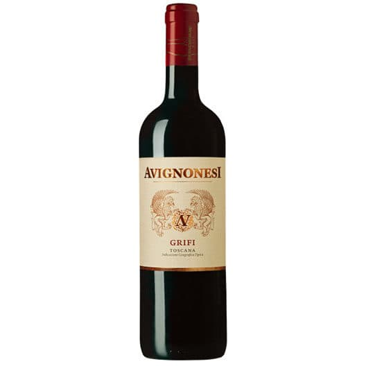 """Вино Avignonesi, """"Grifi"""", Toscana IGT"""