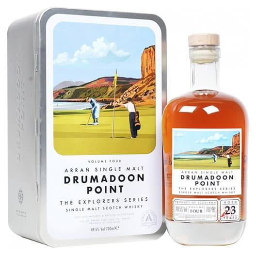 """Виски Arran, """"Drumadoon Point"""" Vol.4, 23 y.o."""