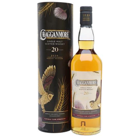 Виски Cragganmore 20 y.o. (Special Release 2020)