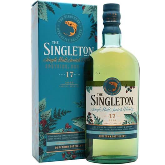 Виски The Singleton 17 y.o. (Special Release 2020)