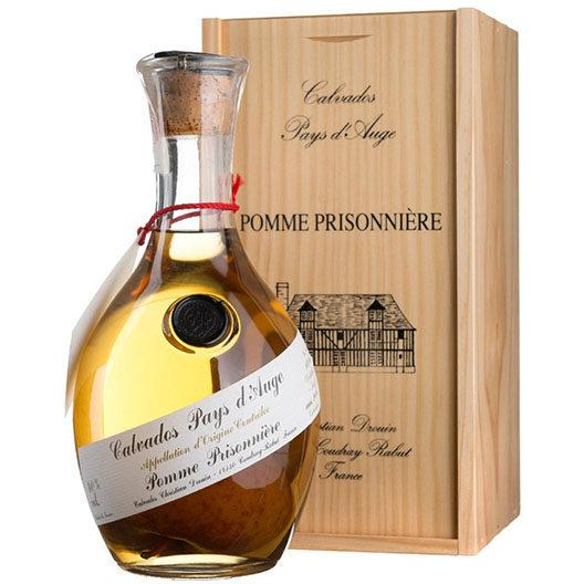 Кальвадос Calvados Pays d'Auge Pomme Prisonniere