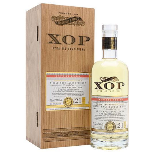 Виски Glen Spey Xop Xtra Old Partigular 21 Years Old