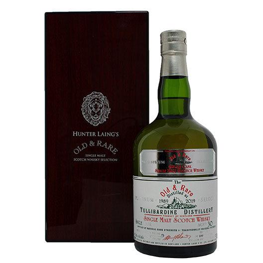 Виски Tullibardine 30 Year Old Platinum Old & Rare