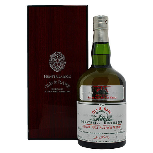 Виски Strathmill 33 Year Old Platinum Old & Rare