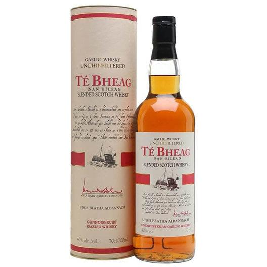 Виски Te Bheag