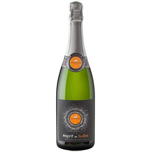 """Игристое вино Antech, Methode Ancestrale """"Esprit de Bulles"""", Blanquette AOP"""