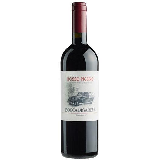 Вино Boccadigabbia, Rosso Piceno DOC
