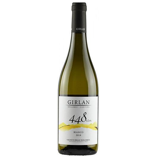 "Вино Girlan, ""448 s.l.m."" Bianco, Vigneti delle Dolimiti IGT"