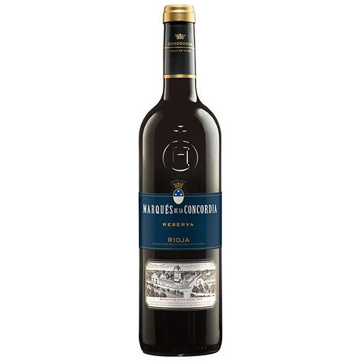 Вино Marques de la Concordia, Reserva, Rioja DOCa