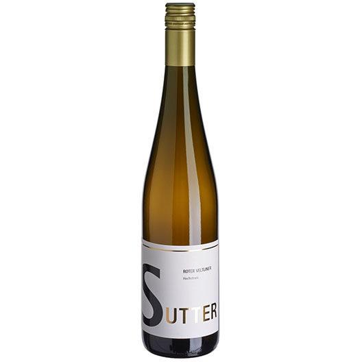 "Вино Sutter, Roter Veltliner ""Hochstrass"""