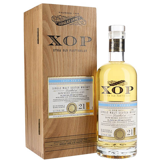 Виски Bowmore Xop Xtra Old Partigular 21 Years Old