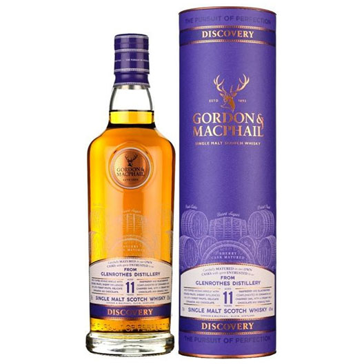 """Виски Gordon & MacPhail, """"Discovery"""" Glenrothes 11 Years Old"""