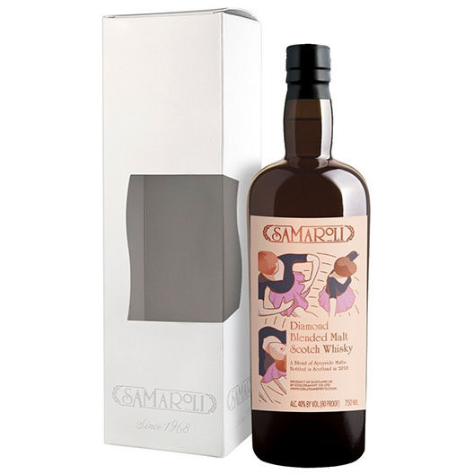 "Виски Samaroli, ""Diamond"""