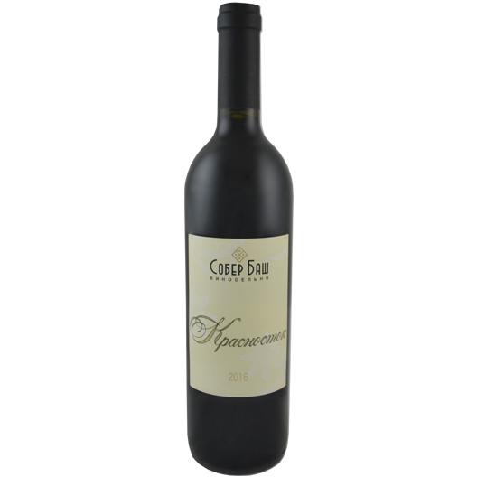 Вино Собер Баш Красностоп