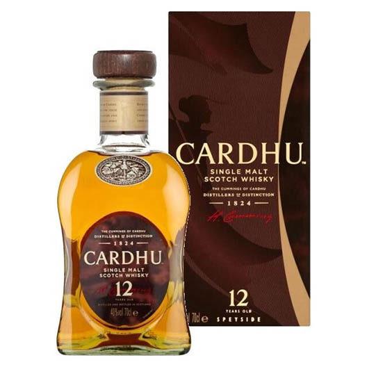"""Виски """"Cardhu"""" 12 Years Old"""