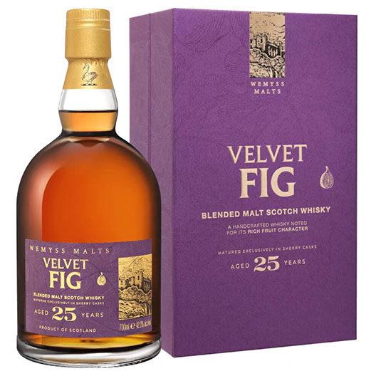 """Виски """"Velvet Fig"""" 25 Years Old"""
