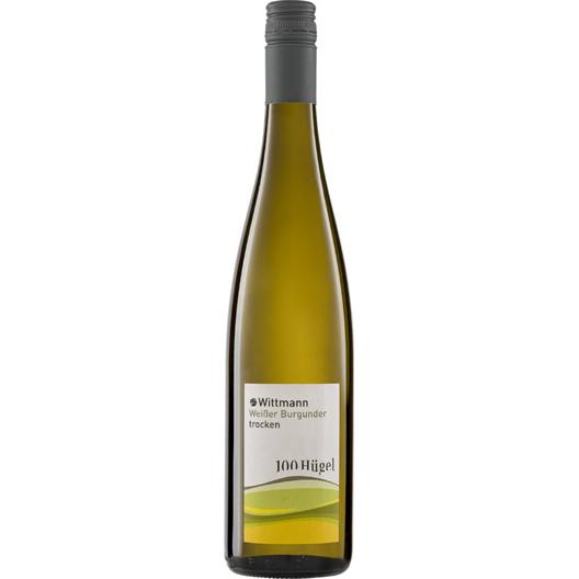 "Вино Wittmann ""100 Hugel"" Weisserburgunder"