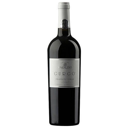 "Вино Cantine Paolini, ""Gurgo"" Frappato-Syrah, Sicilia IGT"