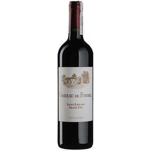 Вино Chateau de Fonbel, Saint-Emilion Grand Cru AOC