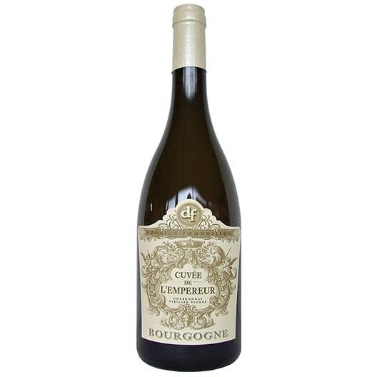 """Вино Domaine Fournillon, """"Cuvee de L'Empereur"""" Chardonnay Vieilles Vignes, Bourgogne AOC"""