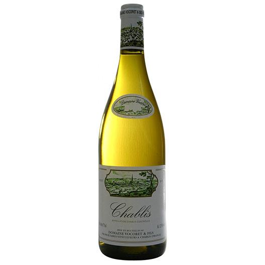 Вино Domaine Vocoret, Chablis AOC