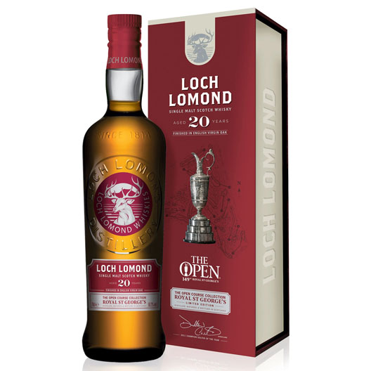 """Виски """"Loch Lomond"""" Open Course Collection 20 Years Old 2021"""