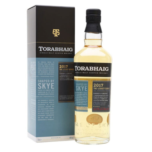 Виски Torabhaig Single Malt Legacy Series 2017