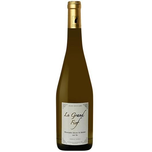 """Вино Jeremie Huchet """"Le Grand Fief"""" Muscadet Sevre et Maine AOC Sur Lie"""