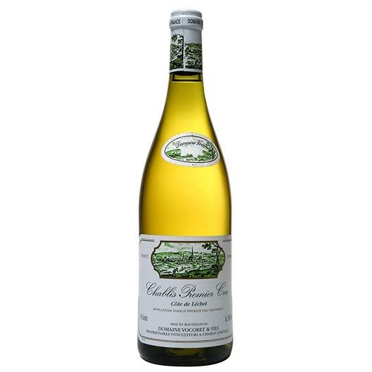 Вино Domaine Vocoret, Cote de Lechet, Chablis 1-er Cru